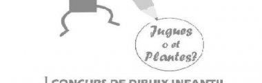 I Concurs de dibuix infantil Fira del Joc i de Nadal a Berga 2014