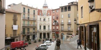 Plaça de Sant Pere