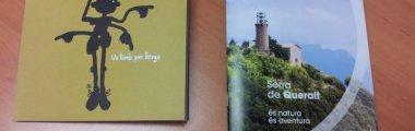 L'Oficina de Turisme de Berga estrena nous fulletons informatius per la Fira de Maig