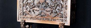 El mobiliari històric de l'Ajuntament de Berga