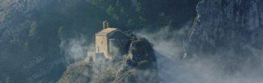 """La visita guiada sobre el """" Comte Arnau a Sant Pere de Madrona es farà diumenge 27"""