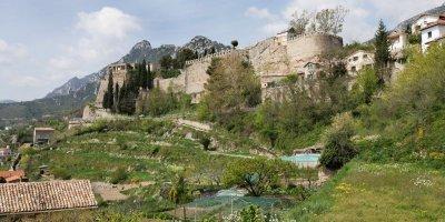 Castell de Sant Ferran-Castell de Berga