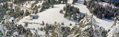 Berga i la neu