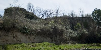 Muralles. Baluard de Sant Carles