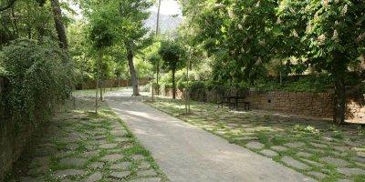 Fonts i parc del Lledó
